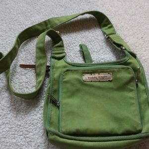 Green Fossil Purse